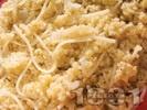 Рецепта Пургури - булгур с фиде